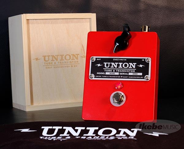 Union Tube & Transistor MORE [Pre Amp,Clean Booster]