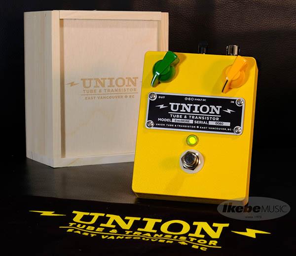 Union Tube & Transistor Ever MORE [Pre Amp,Clean Booster]