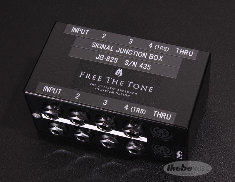 Free The Tone JB-82S [SIGNAL JUNCTION BOX]【即納可能】