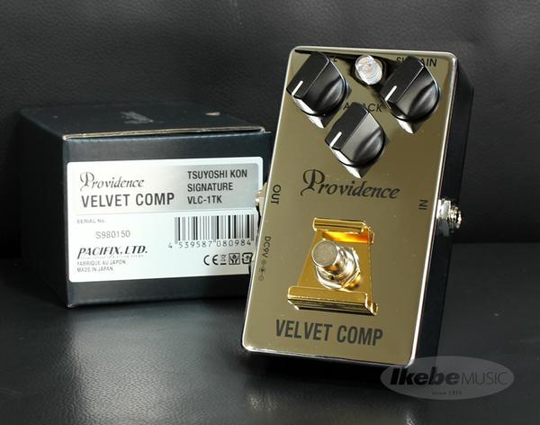 """Providence 《プロヴィデンス》 VELVET COMP VLC-1TK """"今剛シグネチャーモデル"""""""