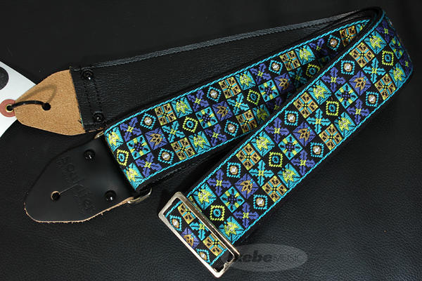 Souldier Strap Ace Replica Straps Woodstock Blue [VGS912]