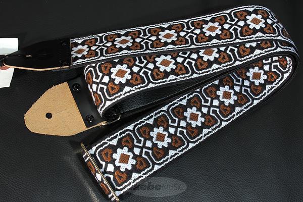 Souldier Strap Ace Replica Straps Fillmore Brown/White [VGS299]