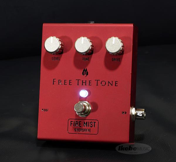 名作 Free The FIRE Tone FIRE MIST MIST/ Free FM-1V(OVERDRIVE), ええふとんや【布団マットレス】:7405269c --- aqvalain.ru