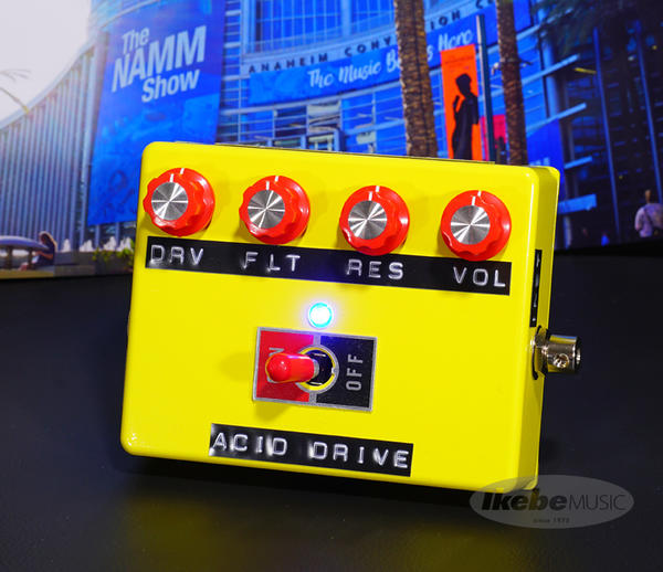 shin's music ACID DRIVE SN.018 《Ultimate Distortion for Synthesizer》【2019 NAMM SHOW買付品】