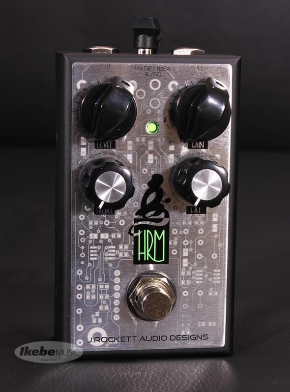 Rockett Pedals J.Rockett Audio Designs/ Hot Rubber Monkey (HRM) 【D amp style】