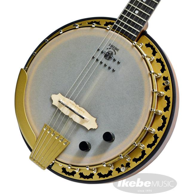 DEERING 《ディーリング》 Pheonix 6-Strings Acoustic/Electric