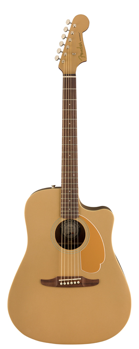 Fender Acoustics 《フェンダー・アコースティック》 Redondo Player (Bronze Satin)【a_p5】