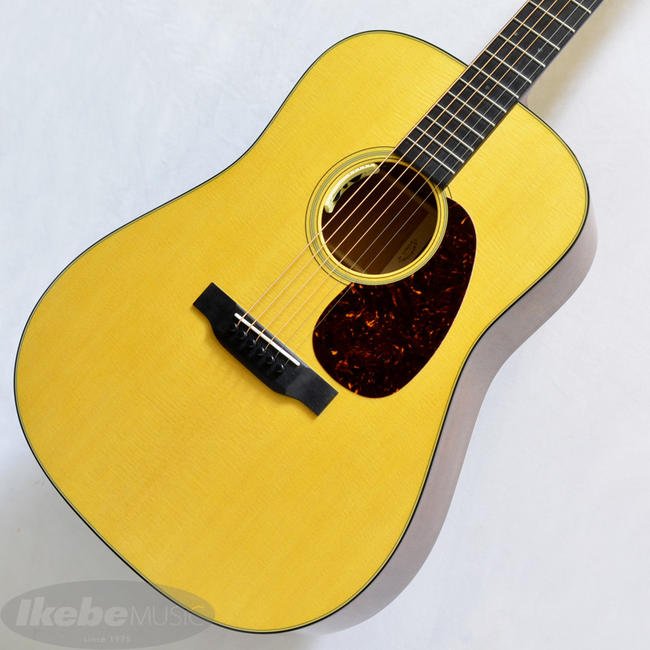 MARTIN 《マーティン》 CTM D-18 Premium Grade Sitka Spruce Top w/ANTHEM [Factory Tour Limited Custom]