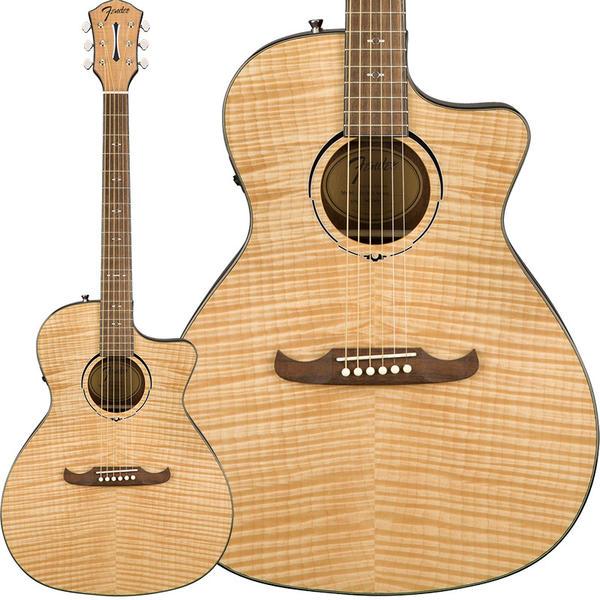 Fender Acoustics 《フェンダー・アコースティック》 FA-345CE Auditorium (Natural)【a_p5】