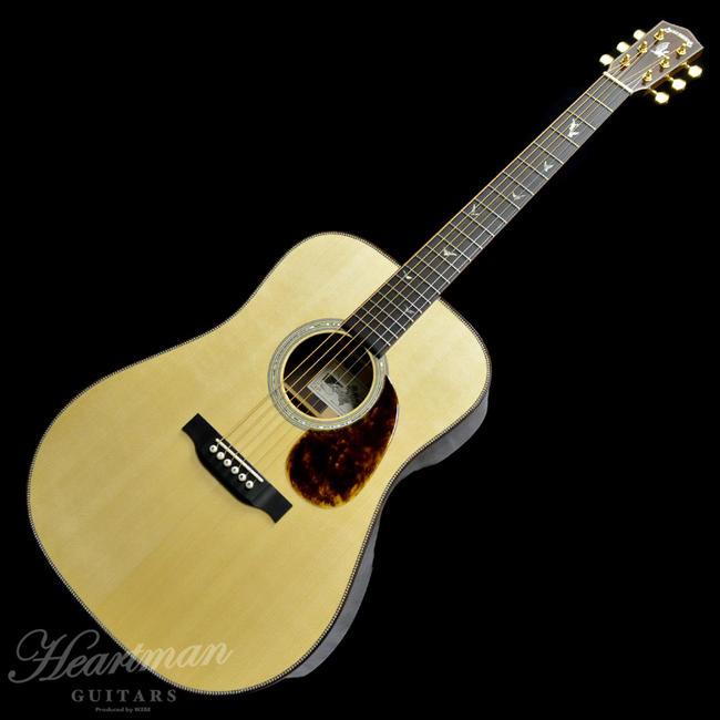 Greven Guitars Japan 《グレーベン・ギターズ・ジャパン》 Oshio-D IR -Indian Rosewood- 【即納可能】