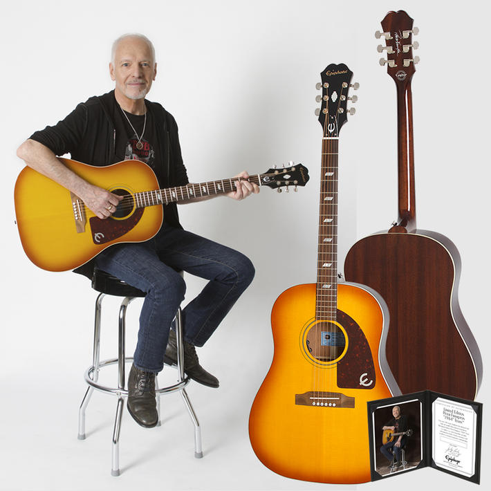 Epiphone by Gibson 《エピフォン》 Limited Edition Peter Frampton