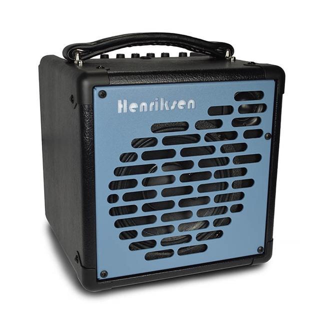 Henriksen Amplifiers The Blu