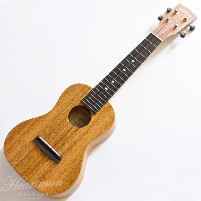 KALA 《カラ》 1MHG-C Honduran Mahogany Doghair Concert [Made in USA]