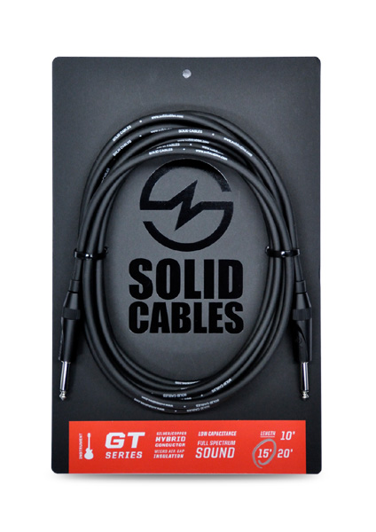 SOLID CABLES 《ソリッド・ケーブル》GT Series 20f (約6.1m)