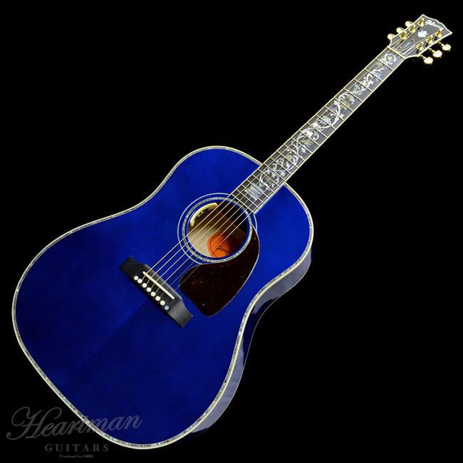 Gibson 《ギブソン》 LTD J-45 VINE Custom VIPER BLUE 【#12687071】【Gibson Acoustics Limited Model】【a_p5】