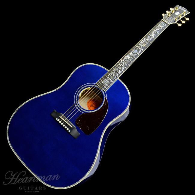 Gibson 《ギブソン》 LTD J-45 VINE Custom VIPER BLUE 【#12977044】【Gibson Acoustics Limited Model】【a_p5】
