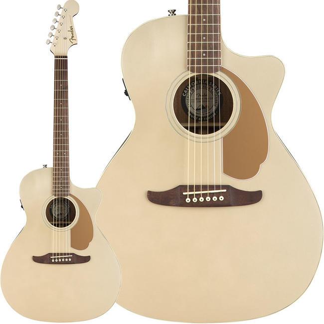 Fender Acoustics 《フェンダー・アコースティック》 Newporter Player (Champagne)【本数限定特価】
