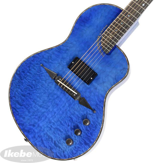 Rick Turner Guitars《リック・ターナー・ギターズ》Renaissance Deuce Standard/RS6DB-STD Trans Blue #19-5366