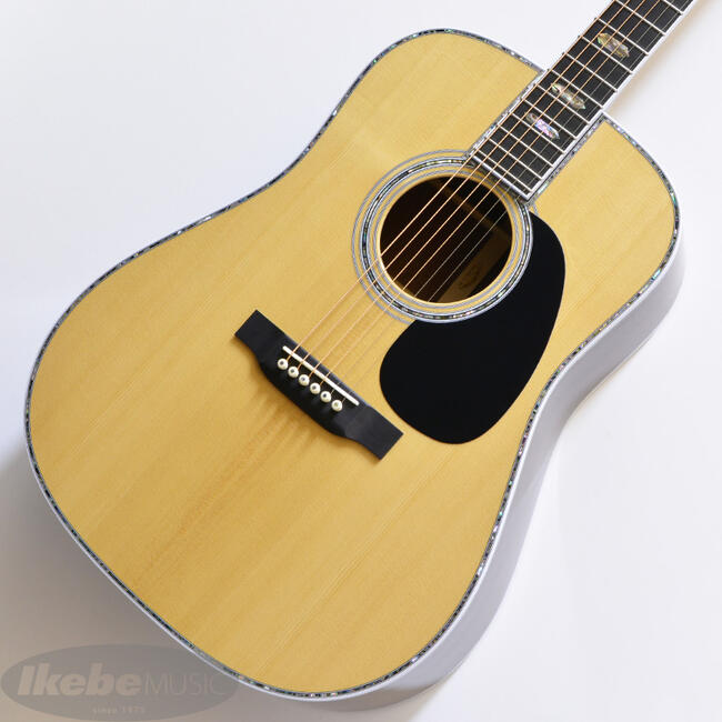 MARTIN 《マーティン》 CTM D-45 SQ SWISS SPRUCE VTS TOP Late60s Style