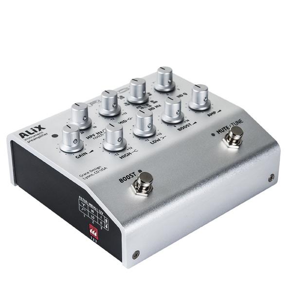 GRACE design 《グレース・デザイン》 ALiX [Single Channel Instruments Preamp /EQ/ DI]