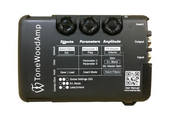 TWAmp Tone Wood Amp