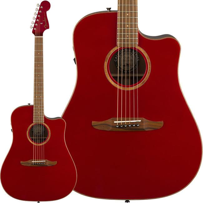 Fender Acoustics 《フェンダー・アコースティック》 Redondo Classic (Hot Rod Red Metallic)【特価】