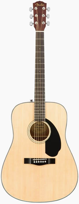 Fender Acoustics 《フェンダー・アコースティック》 CD-60S NAT【a_p5】