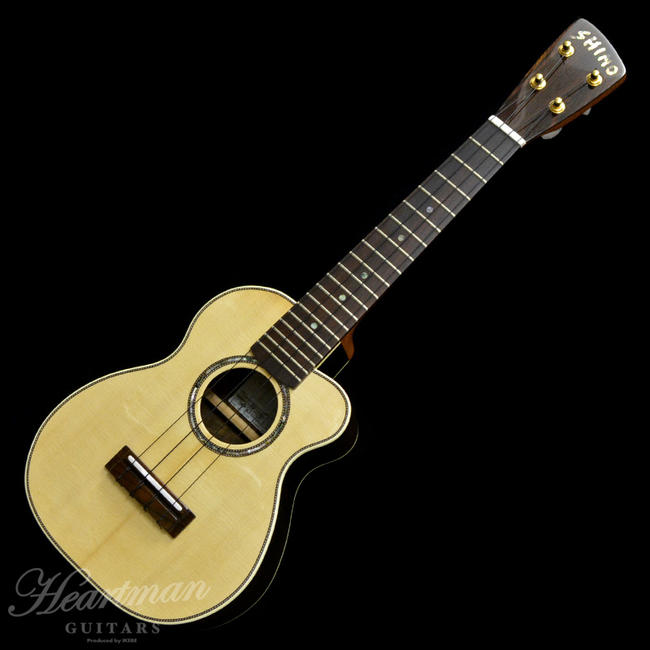Shimo Guitars 《シモギターズ》Concert CW Alpine Spruce/Jacaranda