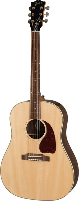 Gibson 《ギブソン》 J-45 Studio 2019 (Antique Natural) 【a_p5】