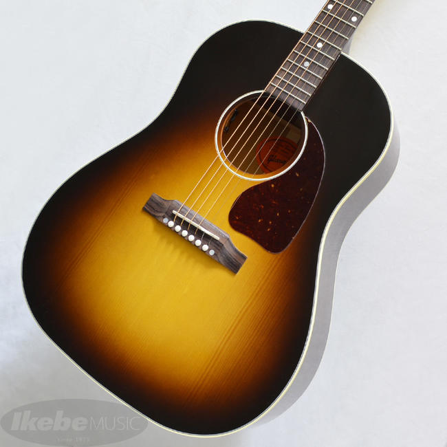 Gibson 《ギブソン》 Limited Edition J-45 Red Spruce VOS w/LR Baggs Lyric (Vintage Sunburst)【a_p5】