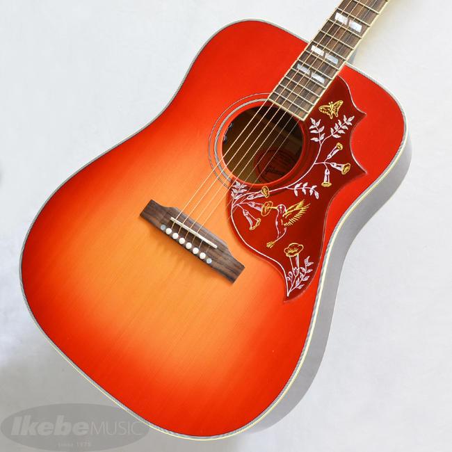 Gibson 《ギブソン》Limited Edition Hummingbird Red Spruce Spruce VOS Gibson (Vintage Cherry Hummingbird Sunburst)【a_p5】, バンガードワールド:6cea3404 --- sunward.msk.ru