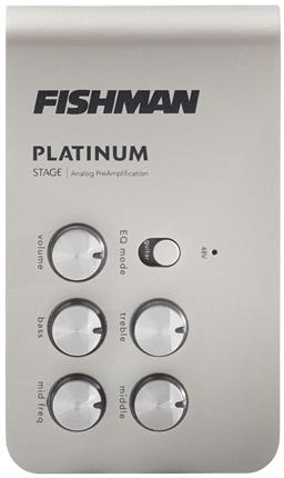 FISHMAN 《フィッシュマン》 PLATINUM STAGE EQ/DI