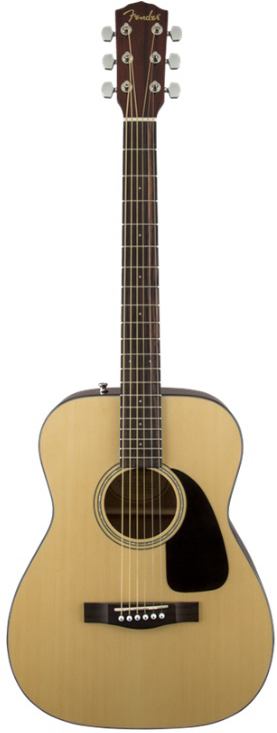 Fender Acoustics 《フェンダー・アコースティック》 CF-60 Folk 【ハードケース付属】【a_p5】