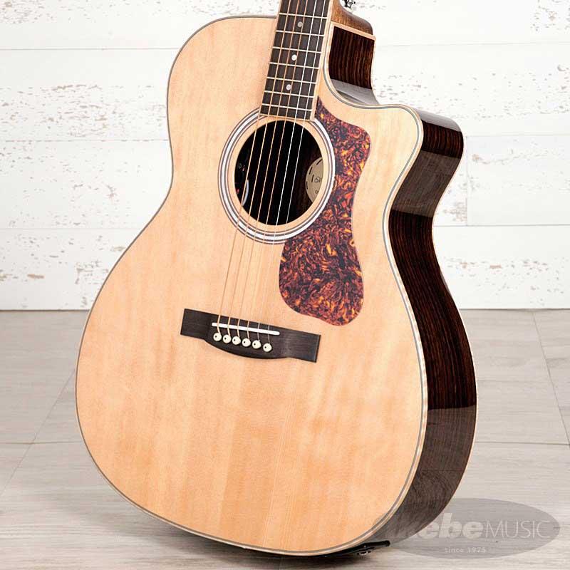 ギルド エレアコギター GUILD 流行 《ギルド》 Westerly Collection 贈答品 OM-250CE RESERVE NAT