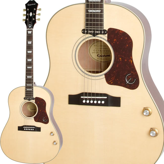 Epiphone by Gibson 《エピフォン》 Limited Edition EJ-160E (Natural)
