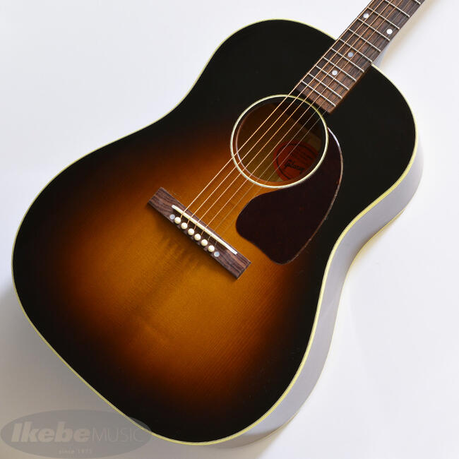 Gibson 《ギブソン》 J-45 BANNER 19FRETS Vintage Sunburst【a_p5】