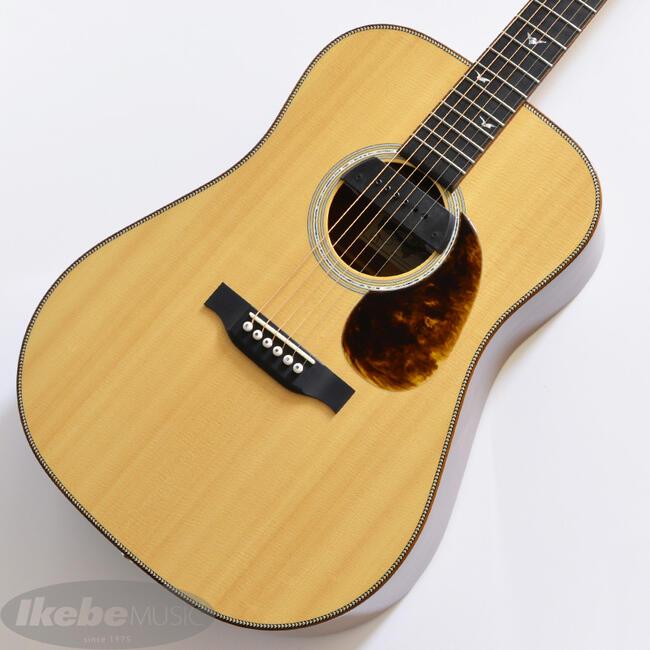 Greven Guitars Japan 《グレーベン・ギターズ・ジャパン》 Oshio-D HR -Honduras Rosewood- w/RAPTOR SYSTEM by TRIAL