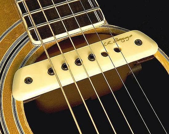 L.R.Baggs 《エルアールバッグス》 M-1 Passive [アコースティックギター用ピックアップ]