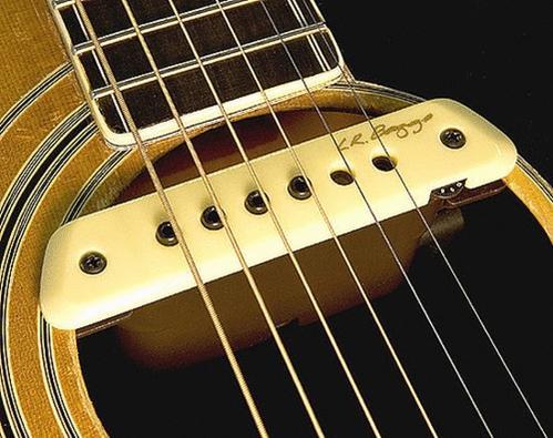 L.R.Baggs 《エルアールバッグス》 M-1 Active [アコースティックギター用ピックアップ]【送料無料】