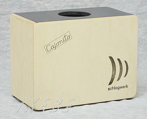 Schlagwerk Percussion 《シュラグヴェルク》SR-DC300 [Cajonito(カホニート)]