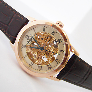OLE OLE classic watch AUREOLE-SW-470M-2