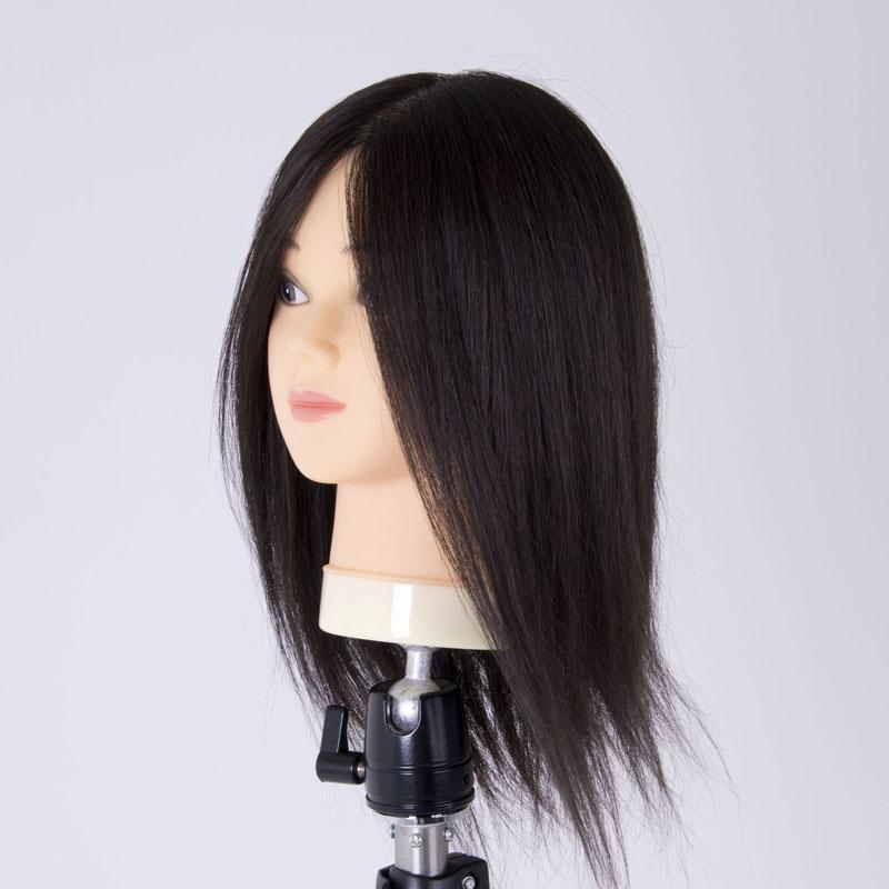 美容 理容 カットウィッグ レッスンウィッグ 3 再再販 600円 Ellie アウトレット☆送料無料