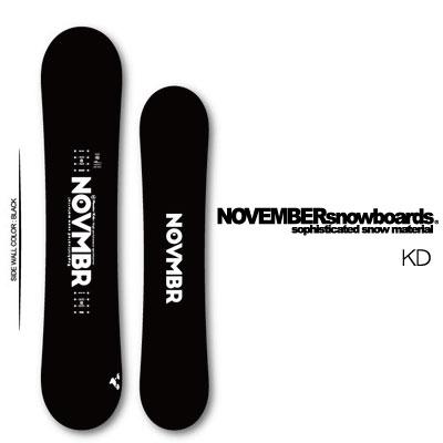 【 19-20 NOVEMBER NOVEMBER】 KD 105/115 19-20/125】 ノベンバー スノーボード キッズボード, 欧風菓子クドウ:190edc16 --- sunward.msk.ru
