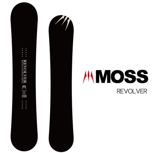 【 19-20 MOSS REVOLVER 】スノーボード モス リボルバー