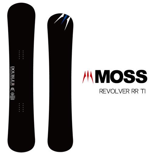 【 19-20 MOSS REVOLVER RR TI 】スノーボード モス リボルバーRRTI メタル