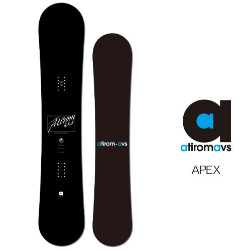 【20-21 ATIROM APEX】アチロム エーペックス スノーボード 国産ボード ディレクショナルツインチップ 144/153/156