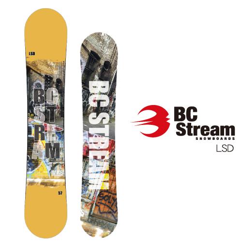【20-21 BC-STREAM LSD】ビーシーストリーム スノーボード 板 136/139/143/146/151/154/157 [カービング/カーヴィング/パーク/オールラウンド] 【プレチューン&ホットワックス付】2021 アクトギア