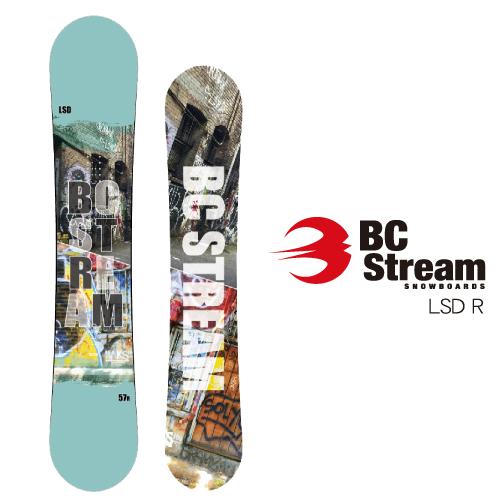 【20-21 BC-STREAM LSD R】ビーシーストリーム スノーボード 板 136/139/143/146/151/154/157 [カービング/カーヴィング/パーク/オールラウンド] 【プレチューン&ホットワックス付】2021 アクトギア ダブルキャンバー