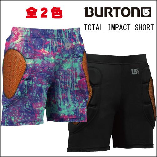 【 2014-2015 BURTON WOMEN'S TOTAL IMPACT SHORT 】 バートン トータルインパクトショーツ プロテクター 尻パット
