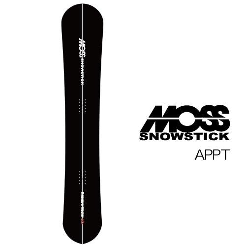 【 19-20 MOSS SNOWSTICK APPT 】 モス スノースティック [パウダーボード/バックカントリー/スノーサーフ]